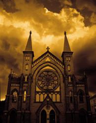 Church by el-larso