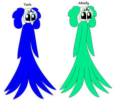 Octopo Teala and Octopo Absolly by austinschaub