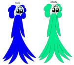 Octopo Teala and Octopo Absolly