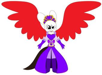 Queen Magic Ced PurpleHearts by austinschaub