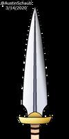 (Vector) Austin's Sword (Greatsword of Legacy)