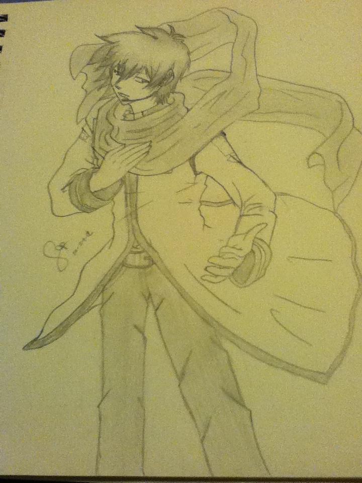 Kaito by EternalArtGirl740