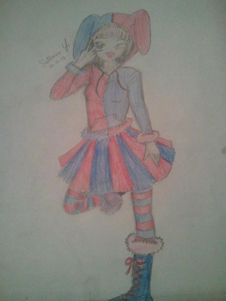 Bunny Girl by EternalArtGirl740