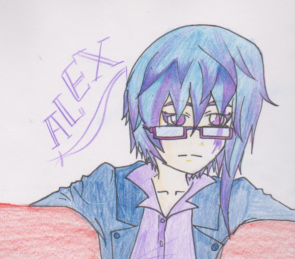 Alex by EternalArtGirl740