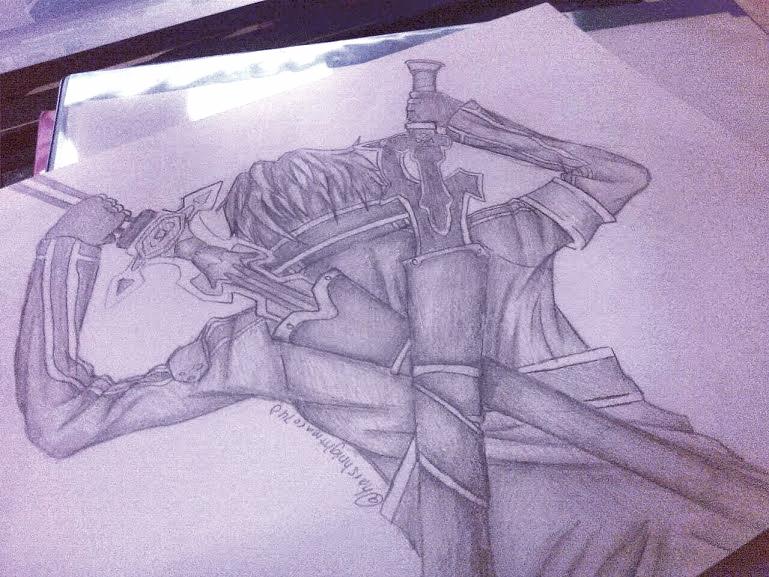 Kirito from SAO by EternalArtGirl740