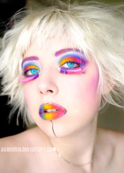 Sugarpill Rainbow by XXAnemia