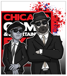 ZR does the Blues Brothers for c2e2