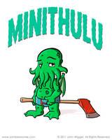 Minithulu by ZombieRoomie