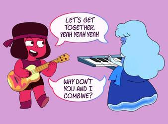 Let's Get Together by lunasillusions