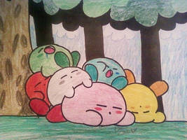 Lost in Dreamland by LaughingKirby