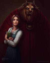 La Belle et la Bete - Beauty and the Beast