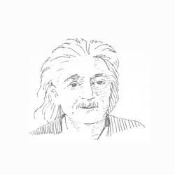 96tb293a Albert Einstein by plymayer