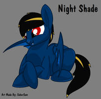 Digital Request - Night Shade by Kwheinic