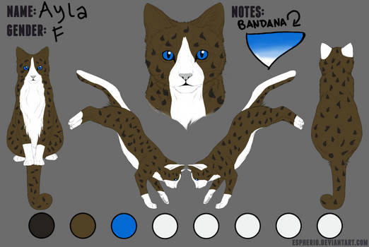 Ayla's Reference 2016