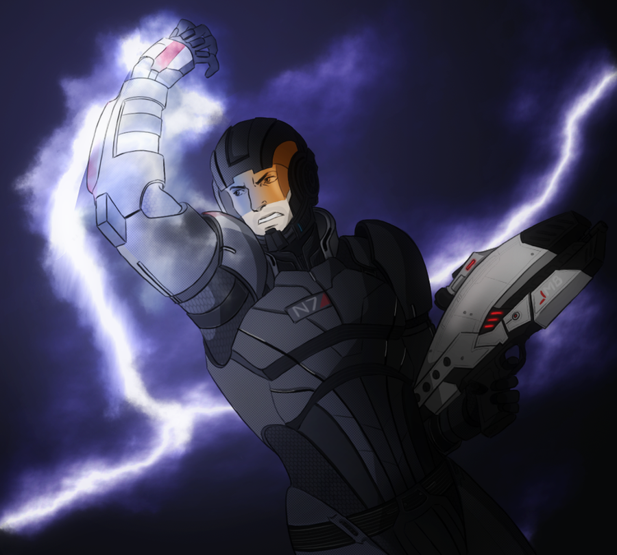 Shockwave by allahdammit