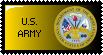U.S. Army Stamp by GMart5