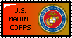 U.S. Marine Corps Stamp by GMart5