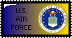 U.S. Air Force Stamp by GMart5
