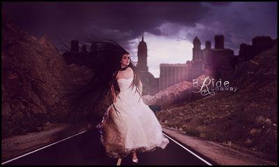 Runaway Bride by Ariyah-Ri