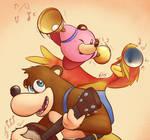 Banjos, Kazoos, and Bells