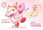 Jerry's Dragon Kirby