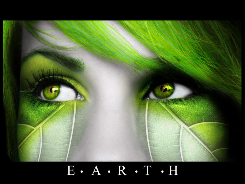 Nature's Earth by Cefin
