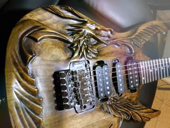 My Phoenix-Guitar