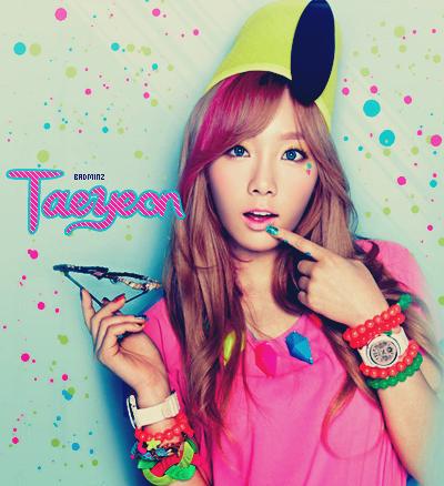 Taeyeon by BadMinz