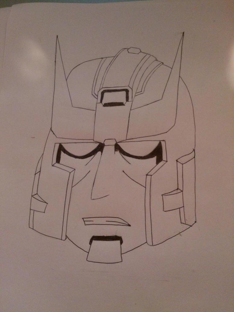 Ratchet sketch by Fynnalia
