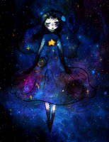 Heart made from a star by decode-meg