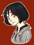 Ryuko by decode-meg