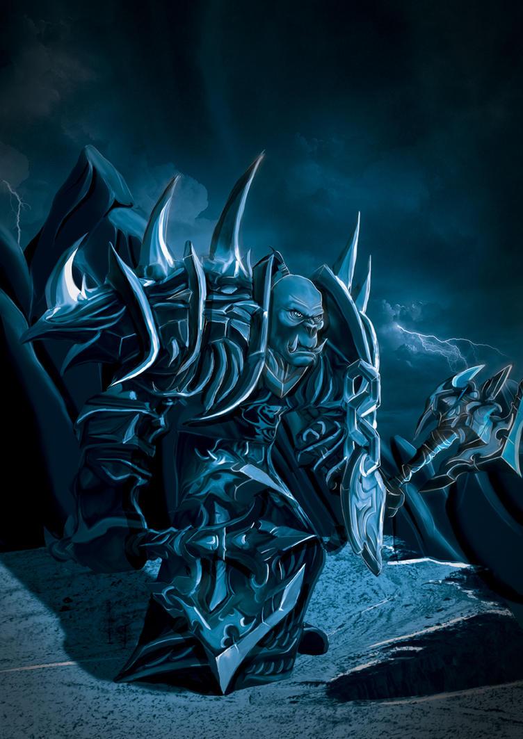 Orc Shaman by julka-belka