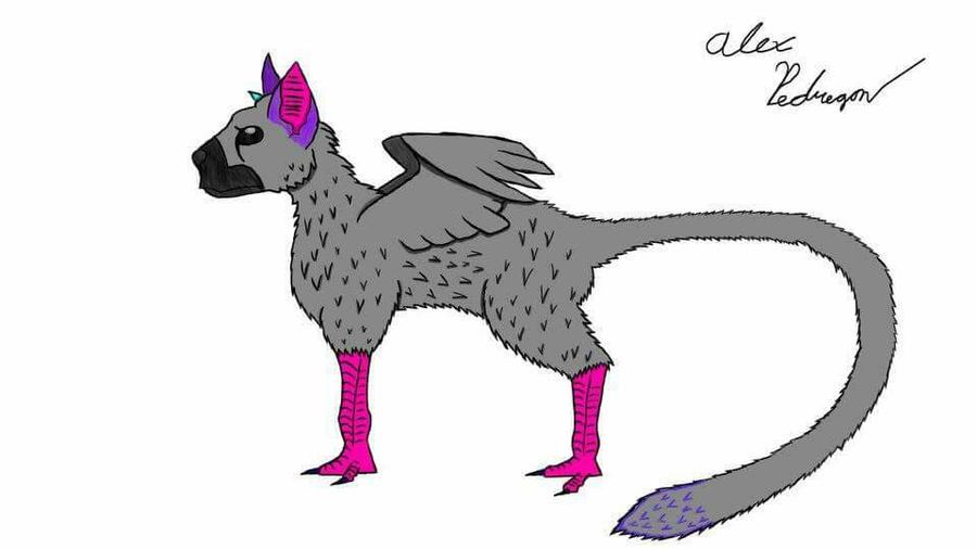 Trico (The Last Guardian) by zangetsu445