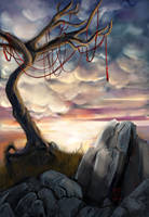 Good Morning Tree - 2.0 by HollenFollny