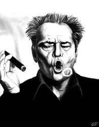 Nicholson - 'Have A Cigar' by ffxauron