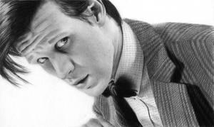 Matt Smith - 'Trust Me, I'm the Doctor'