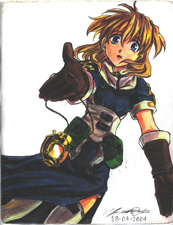 sister rosette manga by krow000666