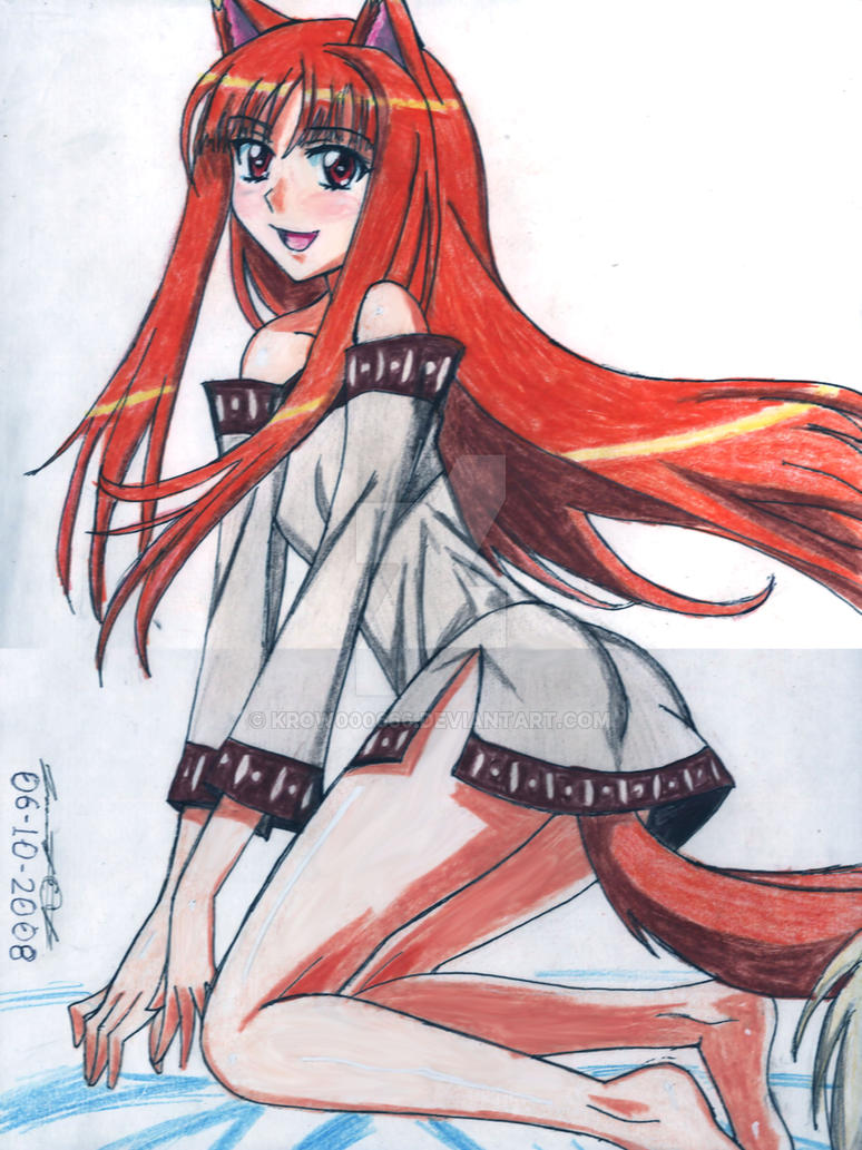 horo original fanart by krow000666