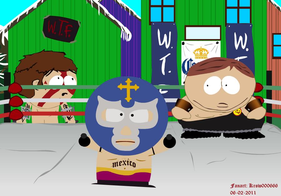 South Park es gay! South Park Latino Online