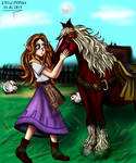 A rose for epona