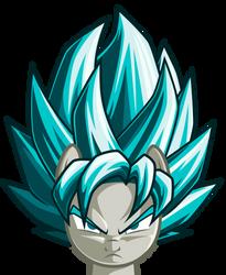Super Pony Blue by StormXF3