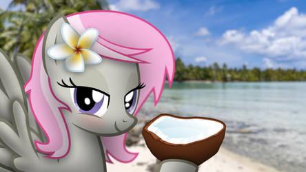 Sweet Shutter in Tahiti by StormXF3