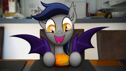 Echo's Yummy Mango by StormXF3