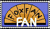 ~Foxfan Fan Stamp~ by xSaikoMaikox