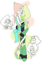 ~Pearlidot Because I Can~ by xSaikoMaikox