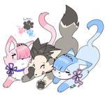 ~*Animu Animals* Re:Zero~