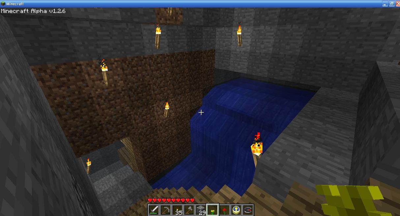 Minecraft - Mine entrance by Jaricko on DeviantArt