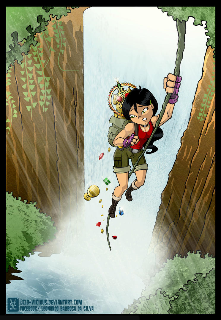 A Perfectly Safe Expedition, They Said... by Cid-Vicious