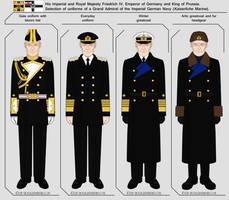 Kaiserliche Marine - Grand Admiral by Cid-Vicious