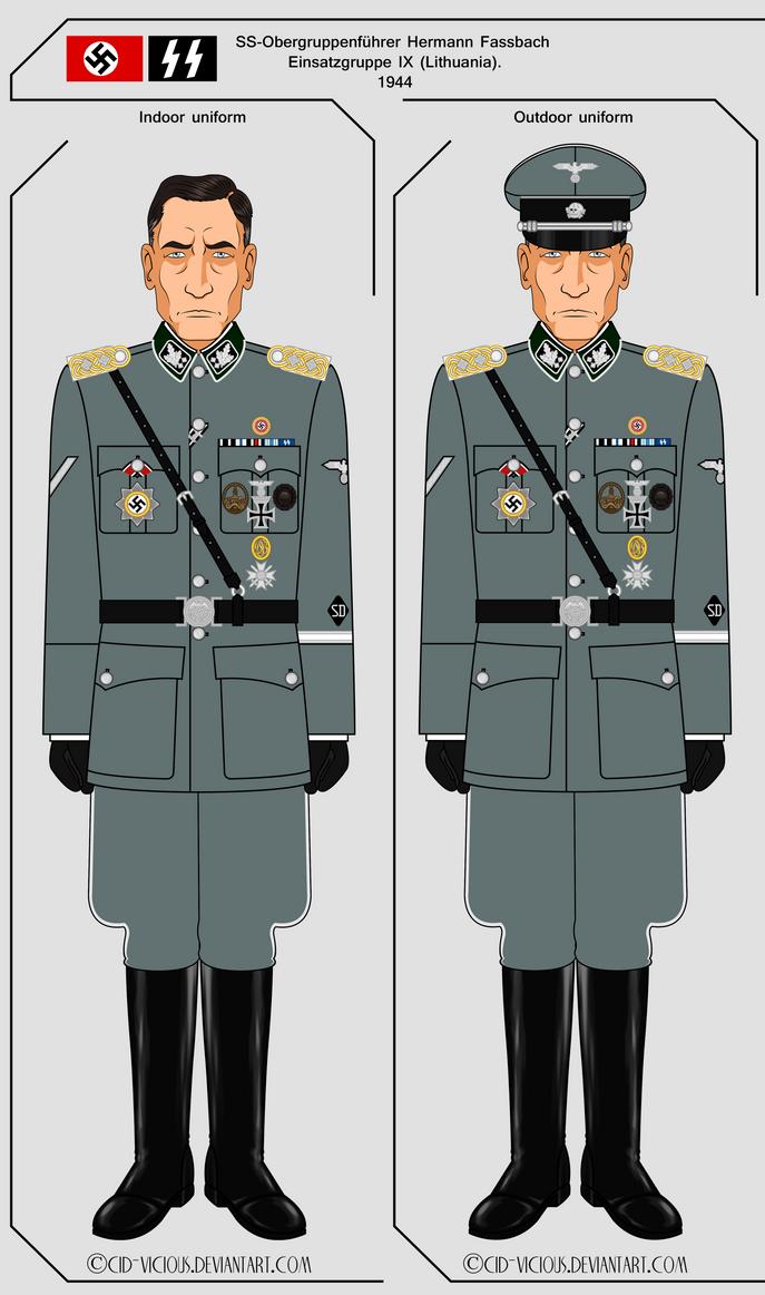 Image result for Einsatzgruppen uniform winter   A Hand to One ...